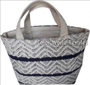 Handwoven Tote Bag 02