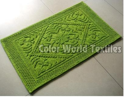 Jacquard Hand Woven Rugs