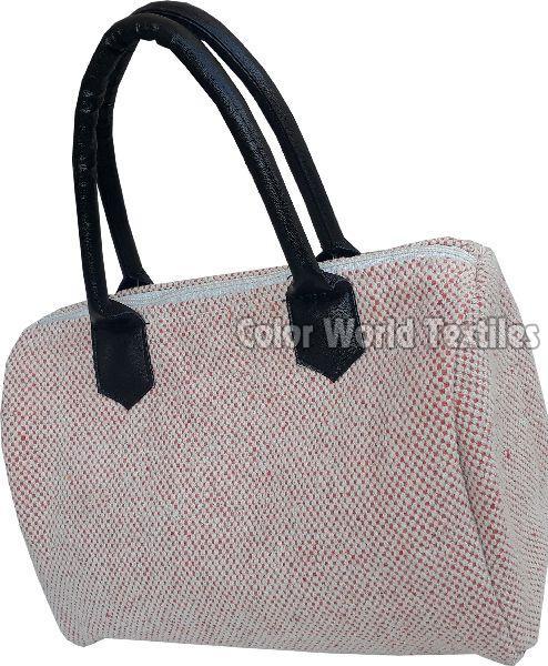 Ladies Zipper Handbag