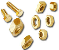 Hex Nuts & Bolts 01
