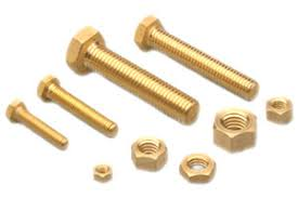 Hex Nuts & Bolts 05