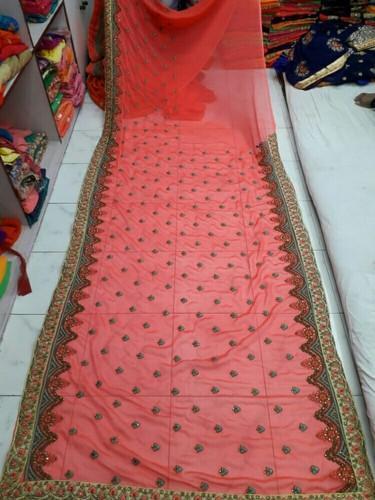 Karishma Designer Work Sarees
