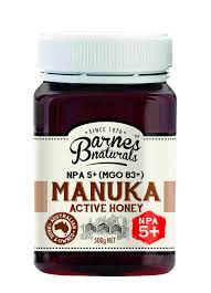 5 Plus Pure Active Manuka Honey