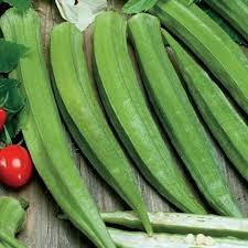 Organic Okra