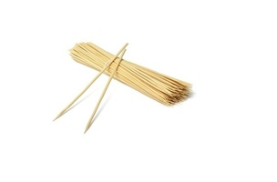 Areca Leaf Wooden Skewers