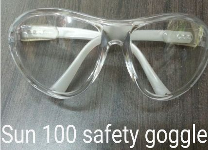 Sun 100 Safety Goggles