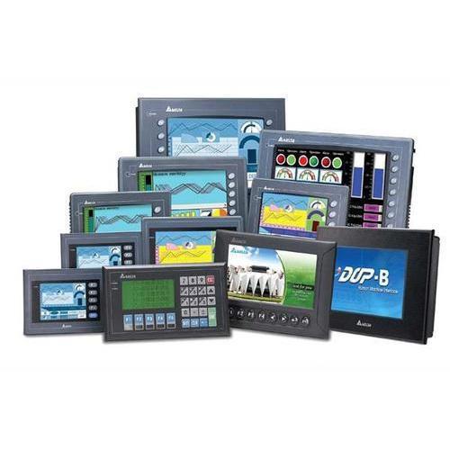 Delta HMI Touch Panel