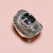 Gemstone Mystic Topaz ring