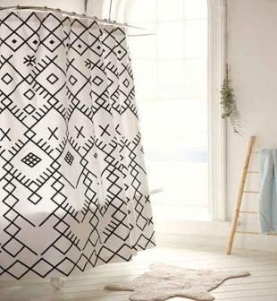 Designer Printed Curtain 01