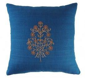 Embroidered Cushion Cover 01