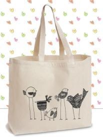 Printed Cotton Bags 03