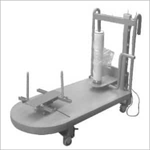 Box Strech Wrapping Machine