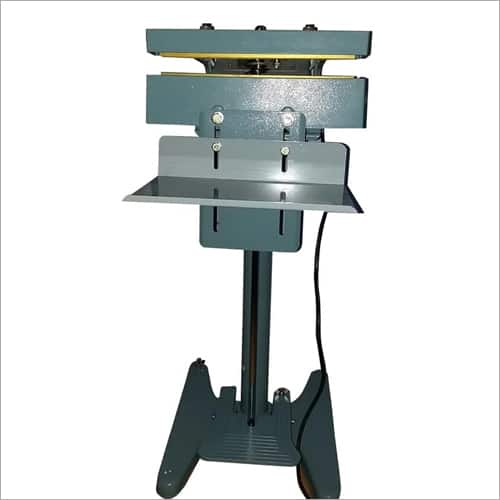 Hot Bar Foot Sealer Machine