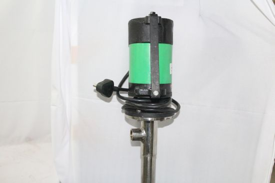 Motorised Barrel Pump