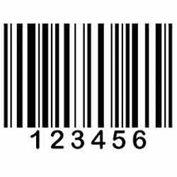Barcode Label 04