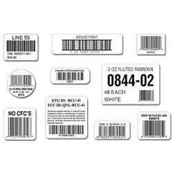 Barcode Label 05