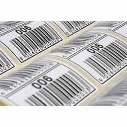Barcode Label 06