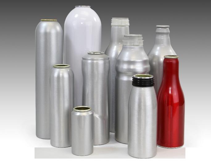 Aluminium Aerosol Can