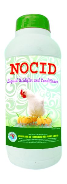 Nocid - Acidifier & Conditioner For Poultry