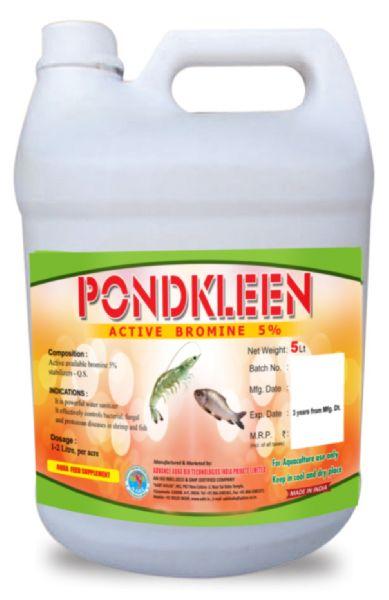 PONDKLEEN – Active Bromine 5%