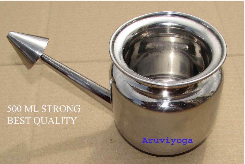 Stainless Steel Neti Pots