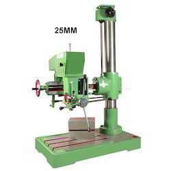 25mm Belt Driven Radial Drilling  Machine