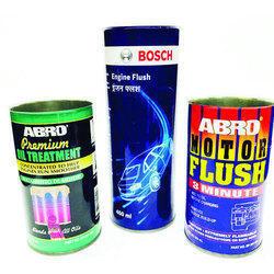 Automobile Oil Tin Container