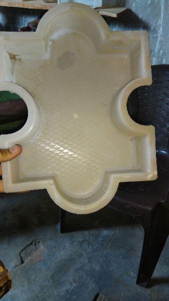 Plastic Paver Tile Moulds 04