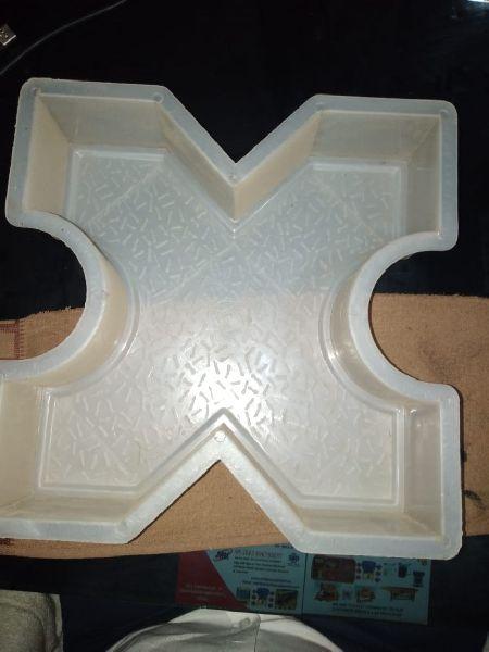 Plastic Paver Tile Moulds 05