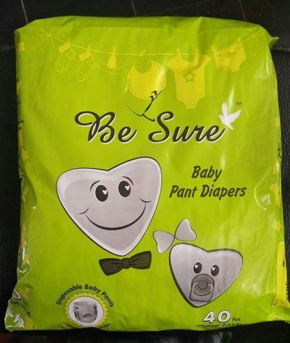 Be Sure Jumbo Medium Baby Pant Diaper