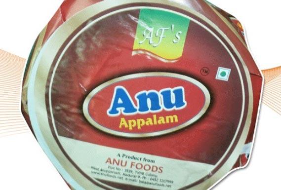 Anu Appalam 01