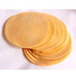 Handmade Plain Papad  02