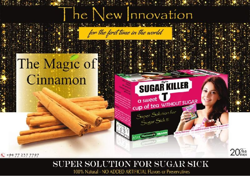 Sugar Killer Tea