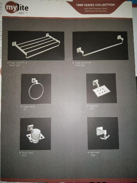 Pletinium Bathroom Accessories