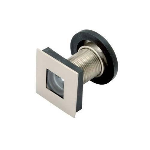 Brass Square Door Eye