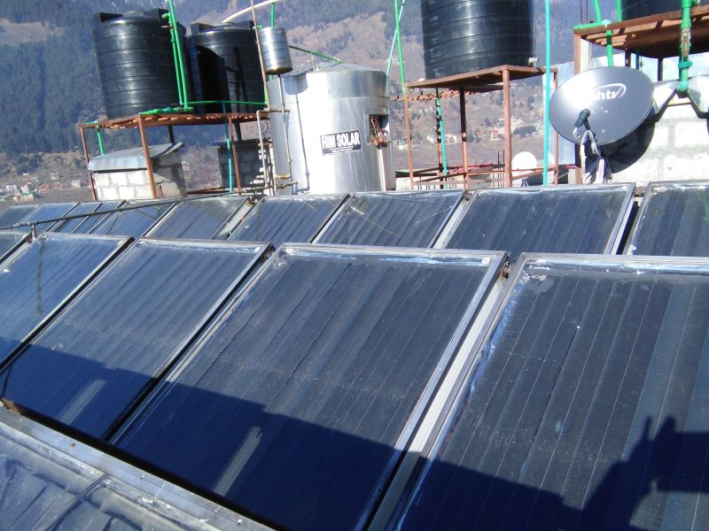 Rooftop Solar Power Plant 04
