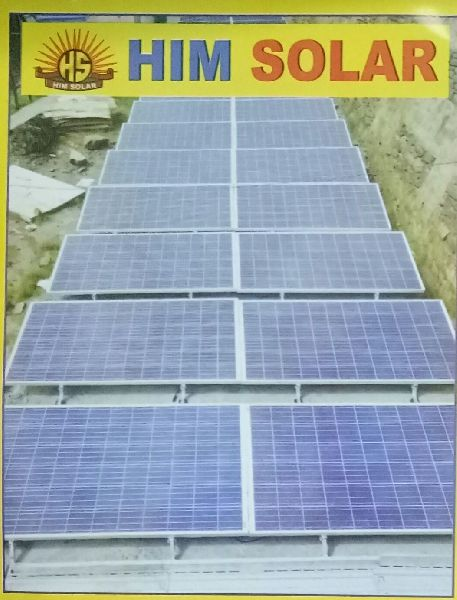 Rooftop Solar Power Plant 05