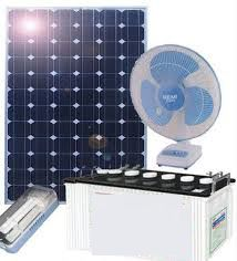 Solar Home Lighting System 01