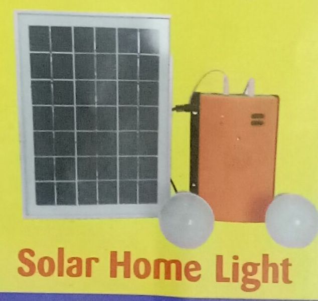 Solar Home Lighting System 03