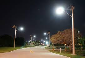 Solar Street Light 02