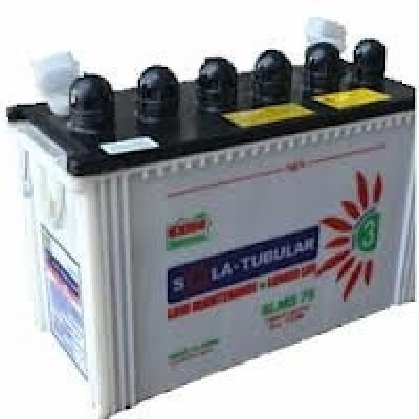 Solar Tubular Batteries 01