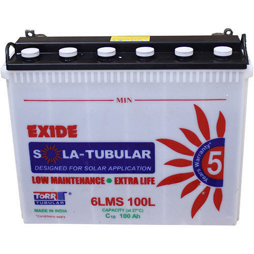 Solar Tubular Batteries 02