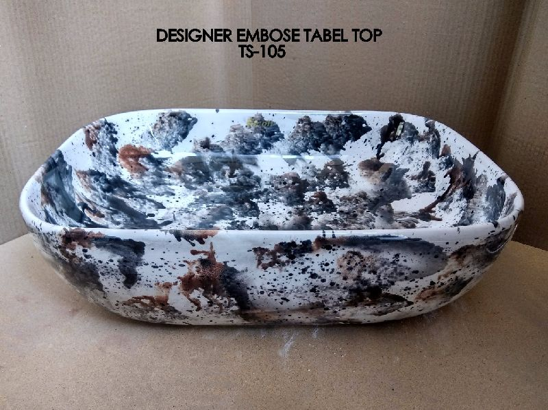 Designer Table Top Wash Basin 02