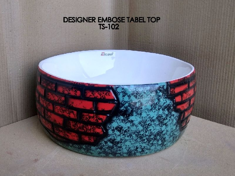 Designer Table Top Wash Basin 03