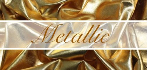 Metallic Fabric