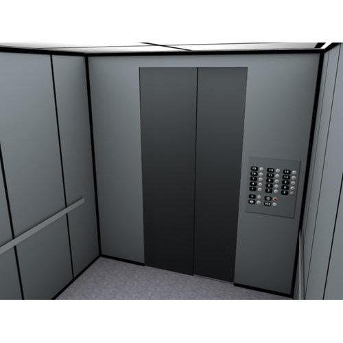 Mild Steel Industrial Elevator Manufacturer Supplier in