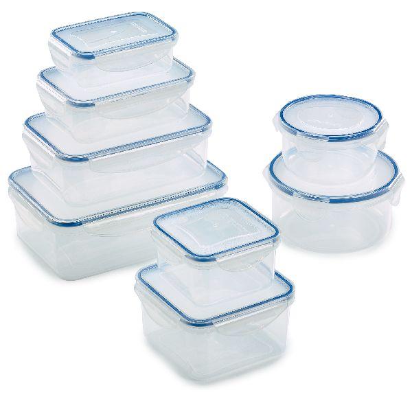 Plastic Food Container 02