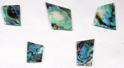 Mother of Pearl Blanks