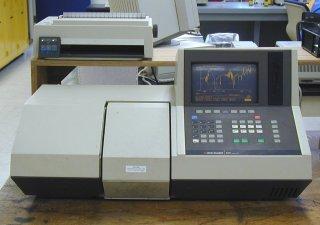 IR Spectrophotometer