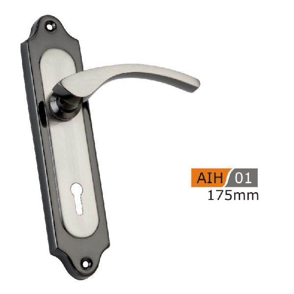 175mm Iron Mortice Door Handles